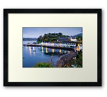 Portree Harbour Framed Print