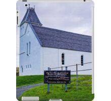 Uig Church iPad Case/Skin