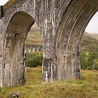 Glenfinnan Viaduct (Harry Potter) by Christopher Cullen