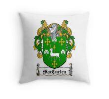 MacCurten  Throw Pillow