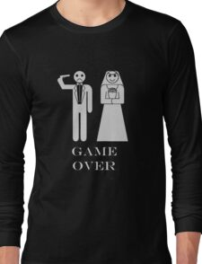 Married - Game Over Long Sleeve T-Shirt