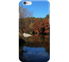 Guadalupe River State Park 2 iPhone Case/Skin