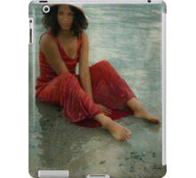beauty in red iPad Case/Skin