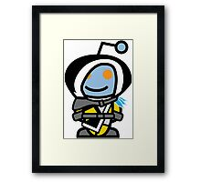 Cryptarch Snoo Framed Print
