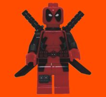 LEGO Deadpool Kids Clothes