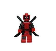 LEGO Deadpool by jenni460