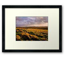 Skye Landscape Framed Print