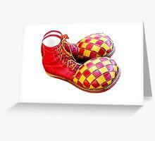 What Makes a Clown? Greeting Card