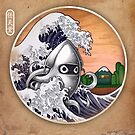 THE GREAT WAVE by Tim  Shumate