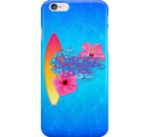 Surfer Girl iPhone Case/Skin