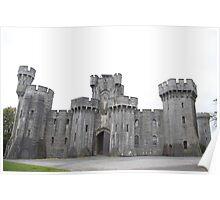Penrhyn castle Poster