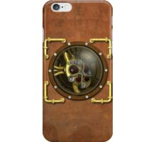 Steampunk Mechanical Heart iPhone Case/Skin