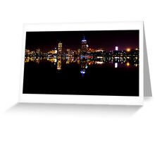 Boston, MA Skyline Greeting Card
