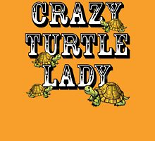 Crazy Turtle Lady Unisex T-Shirt