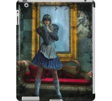 Alice in Steampunk Wonderland iPad Case/Skin