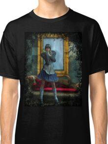 Alice in Steampunk Wonderland Classic T-Shirt