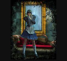 Alice in Steampunk Wonderland Unisex T-Shirt