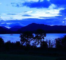 Lakes Of Killarney - County Kerry - Ireland by aidan  moran