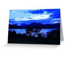 Lakes Of Killarney - County Kerry - Ireland Greeting Card