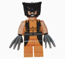 LEGO Wolverine Kids Clothes