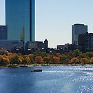 Boston by Yaroslav  Williams
