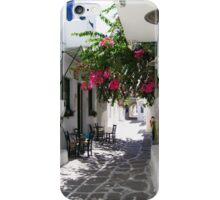 Down the street  iPhone Case/Skin