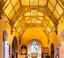 St Mary Kintbury by mlphoto