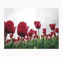 Red tulips 5 Kids Clothes