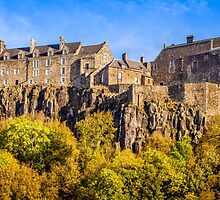 Stirling Castle by mlphoto