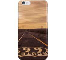 The Mother Road  iPhone Case/Skin