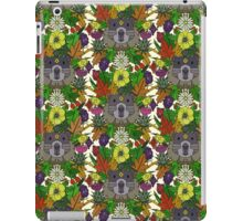 groundhog garden iPad Case/Skin