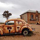 The Outback Art Gallery, Silverton, NSW, Australia by Adrian Paul