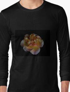 Rain on a Night Rose Long Sleeve T-Shirt