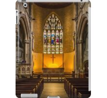 St Lawrence Hungerford iPad Case/Skin