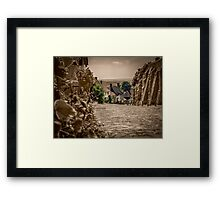 Gold Street Shaftesbury Framed Print