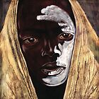 Surma with cloth by Neil Elliott