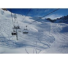French Alps 7 Photographic Print