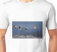 Pelican Fly-By Unisex T-Shirt
