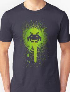 Space Blotch (Green ver.) Unisex T-Shirt
