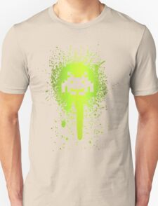 Space Blotch (Green ver.) T-Shirt