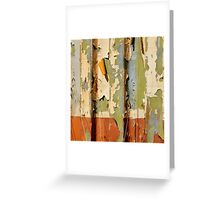 """Graffiti Garden"" Greeting Card"