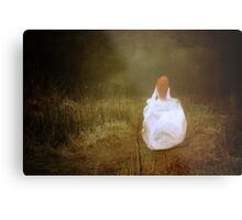 The Lady of the woods Metal Print