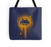Space Blotch (Orange ver.) Tote Bag
