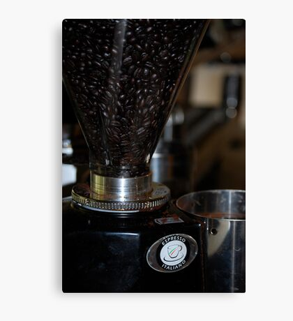 Whole Bean Canvas Print