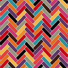 herringbone by Sharon Turner