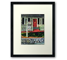 sale pending Framed Print