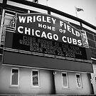 Wrigley Field 05 by Lindsey McKnight