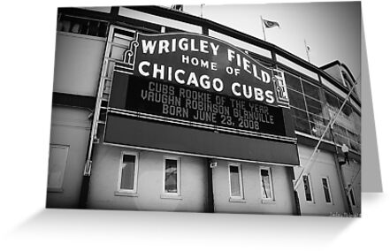 Wrigley Field 05 by Lindsey McKnight