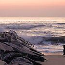 Ocean city 16 by Nancy Polanski