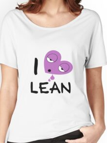 I love lean Women's Relaxed Fit T-Shirt